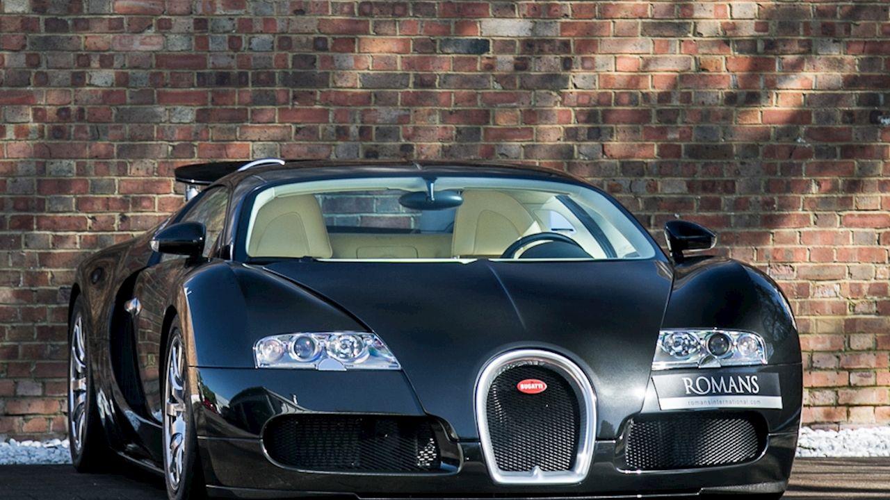 Questa fantastica Bugatti Veyron adesso è in vendita ad un ottimo prezzo