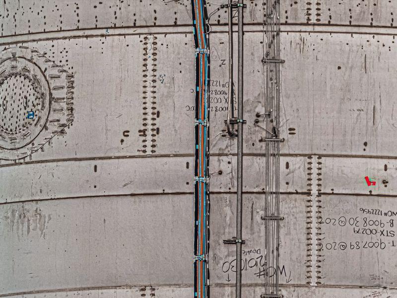 Questa foto di 425 megapixel ci mostra l'incredibile livello di dettaglio della Starship