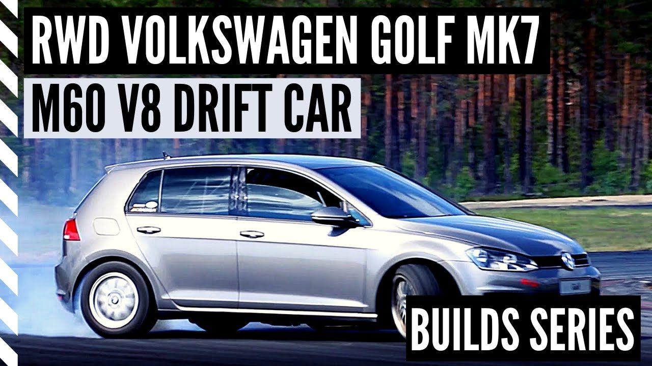 Questa Golf 7 da drift è una BMW sotto mentite spoglie