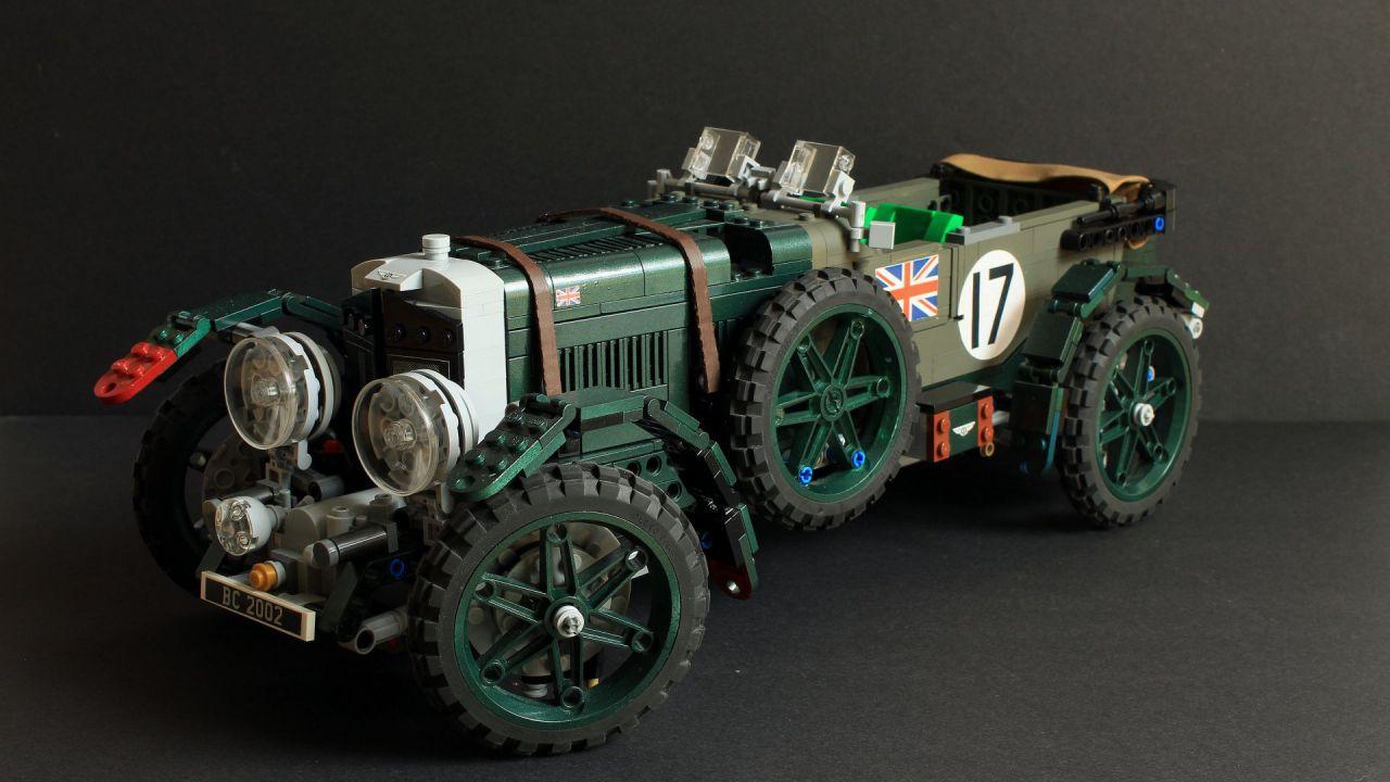 Questa iconica Bentley LEGO vi costringerà a tirare fuori il portafogli