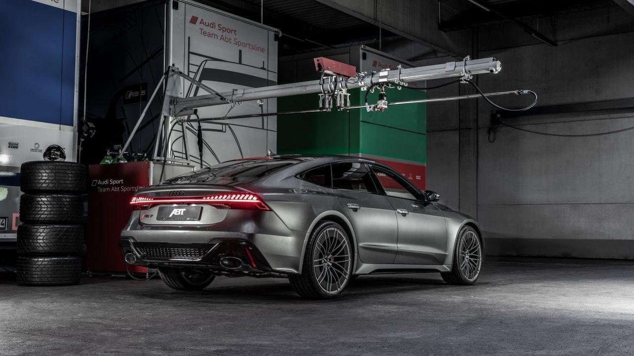 Questa incredibile Audi RS7 è veloce quasi quanto una Lamborghini Hurácan