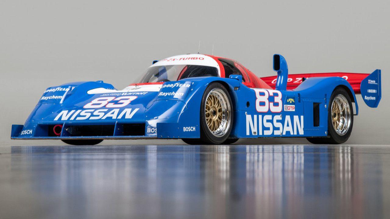 Questa leggendaria Nissan NPT-90 da 950 CV è attualmente in vendita