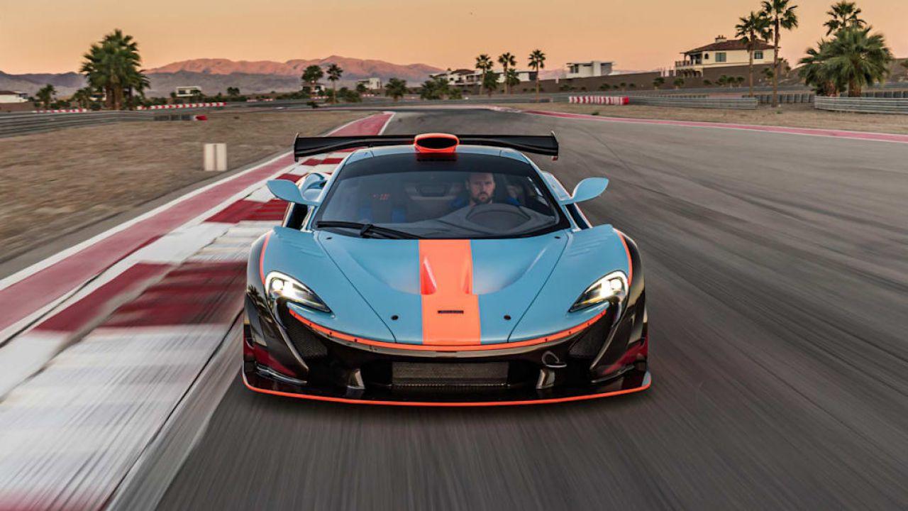 Questa magnifica McLaren P1 GTR-18 è un missile che si ispira alla Formula 1