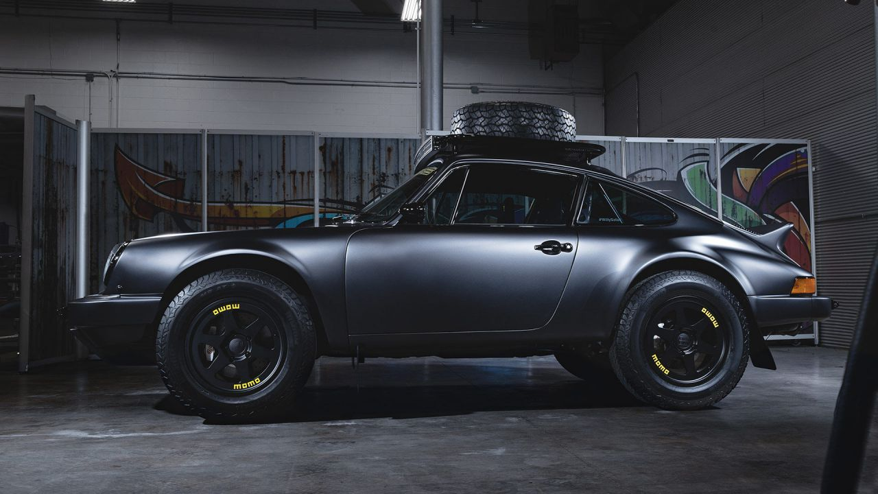 Questa Porsche 911 'Safari' è un esemplare fantastico, ma il suo prezzo è fuori scala