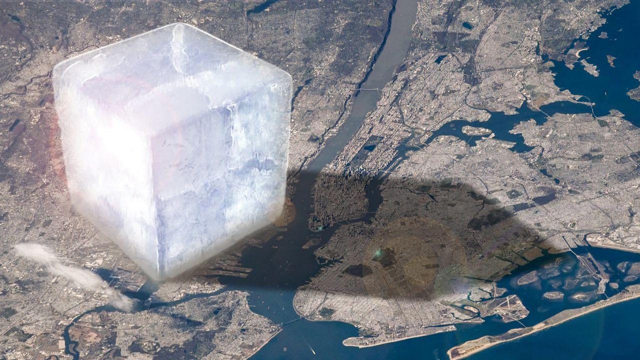 Questa è la quantità di ghiaccio che perdiamo ogni anno sulla Terra