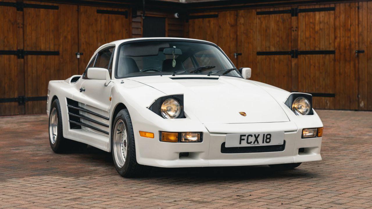Questa rarissima Porsche 930 Turbo Rinspeed R69 è in vendita: ne esistono 12