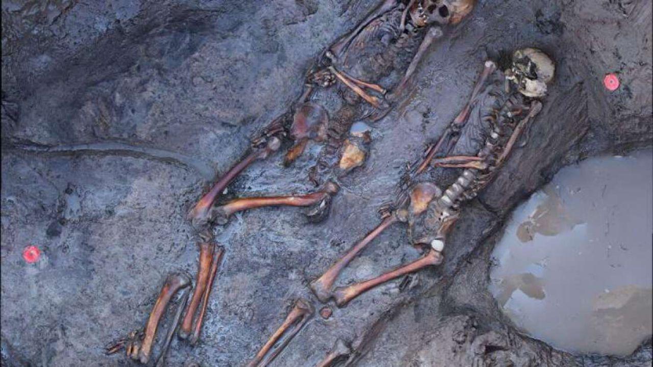 Queste ossa raccontano l'estrema violenza del mondo degli Sciti