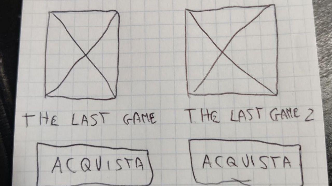 Questo pessimo sketch è diventato HTML in pochi secondi con l'IA di Microsoft