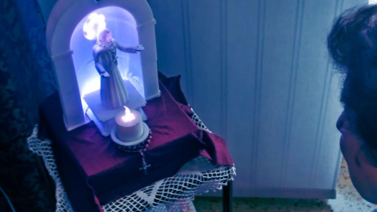 Questo robot legge la Bibbia agli anziani e si chiama SanTO