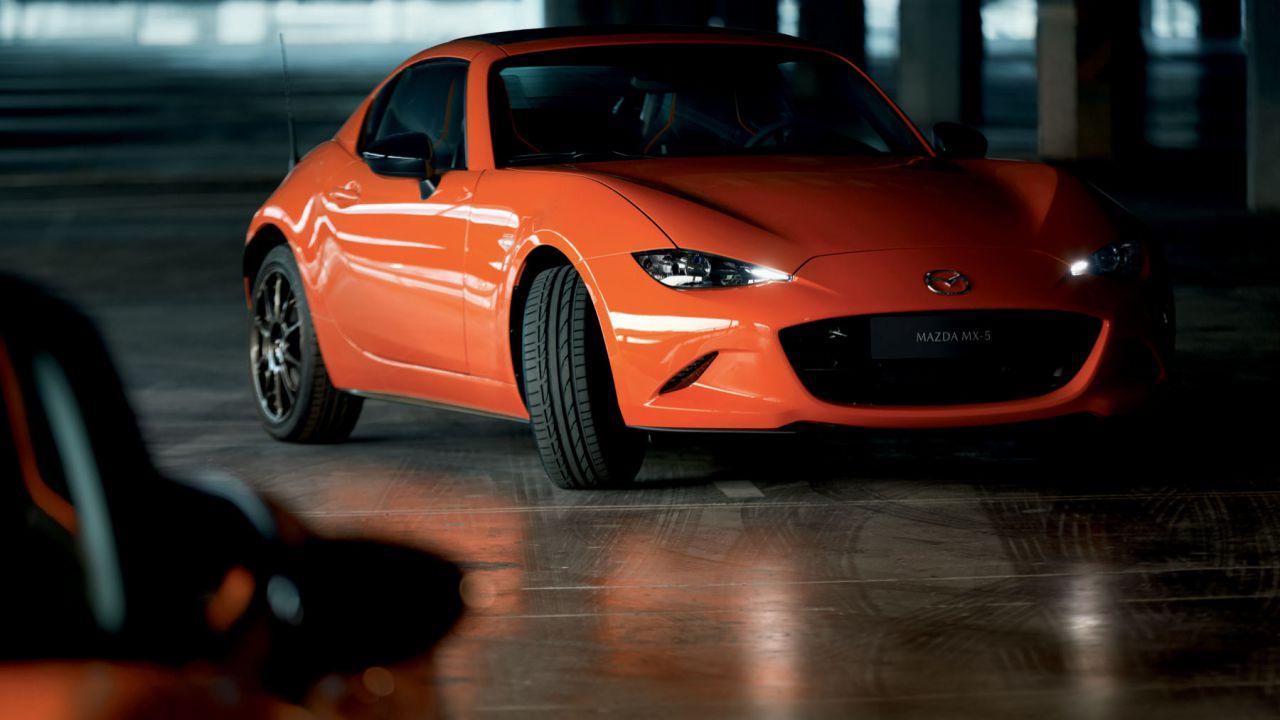 Quinta generazione della Mazda MX-5: versione Ibrida solo se non aumenterà troppo il peso