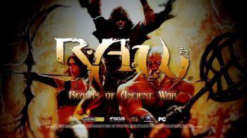 R.A.W. Realms of Ancient War: il trailer di lancio