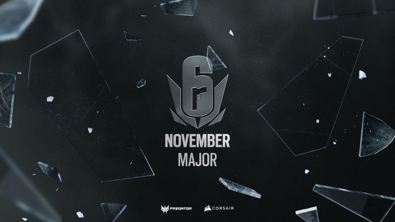 R6 November Major: dal 24 al 29 novembre arriva il torneo della regione Asia-Pacific