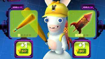 Rabbids Big Bang: disponibili le prime immagini