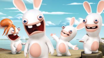Rabbids Invasion: The Interactive TV Show esce a Novembre