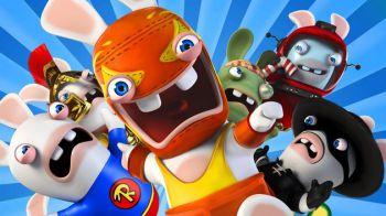 Rabbids Rumble: il trailer di lancio