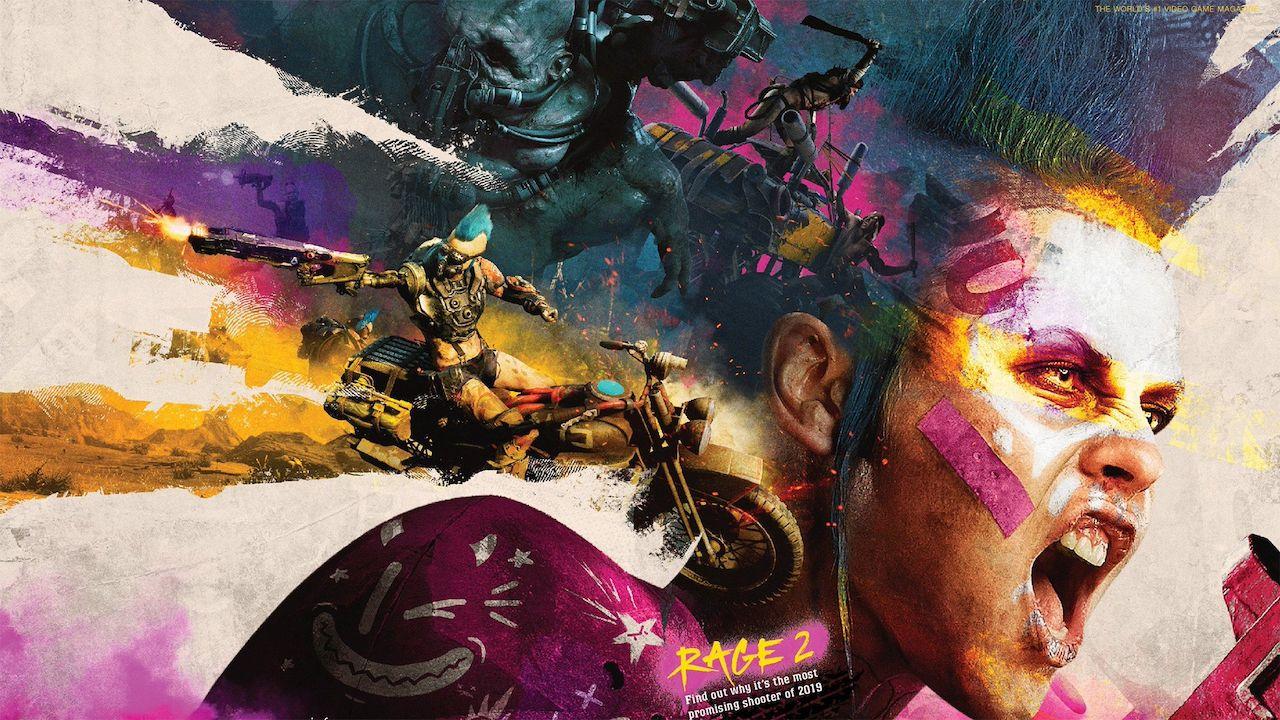 RAGE 3 o Just Cause 5 in sviluppo per PlayStation 5 e Xbox Scarlett?