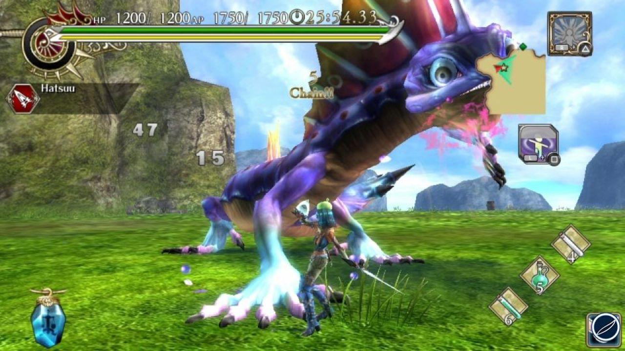 Ragnarok Odyssey Ace per PS3 e PS Vita arriverà in occidente