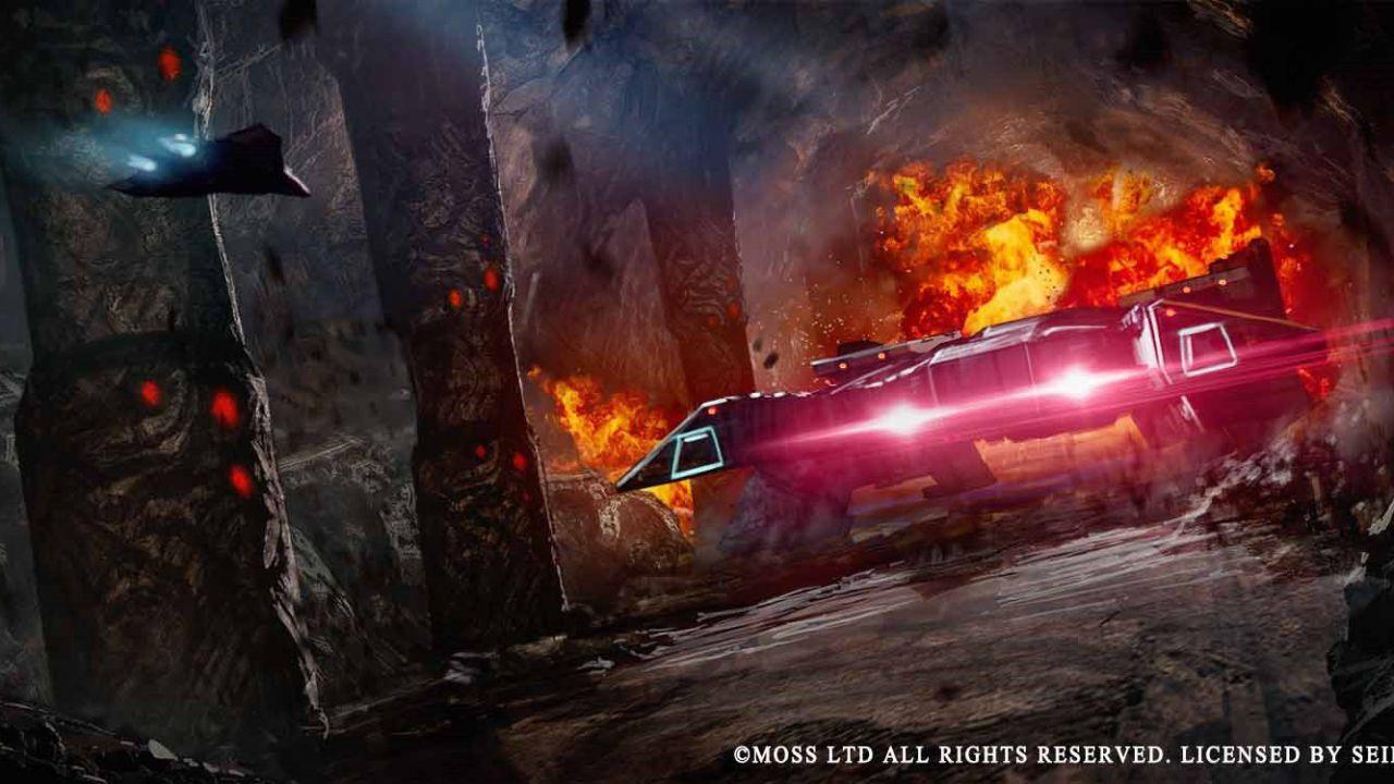 Raiden V annunciato per Xbox One
