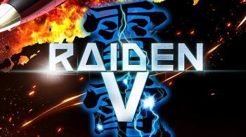 Raiden V: confermato l'arrivo in Europa