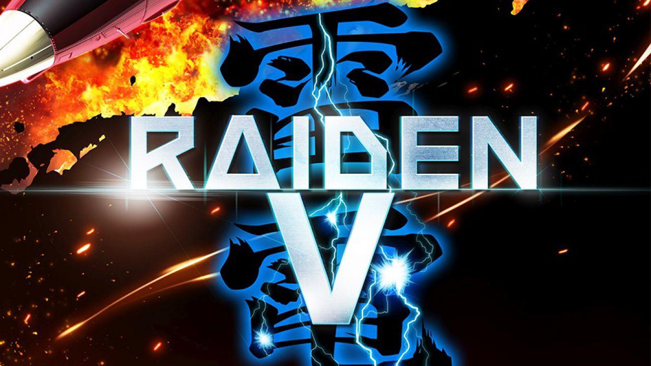 Raiden V uscirà a febbraio in Giappone