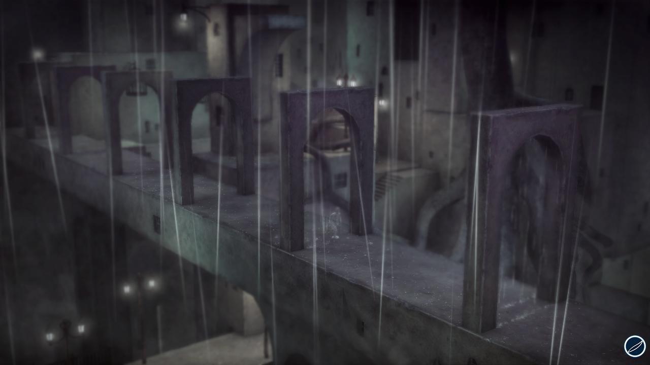 Rain: copertina della versione retail