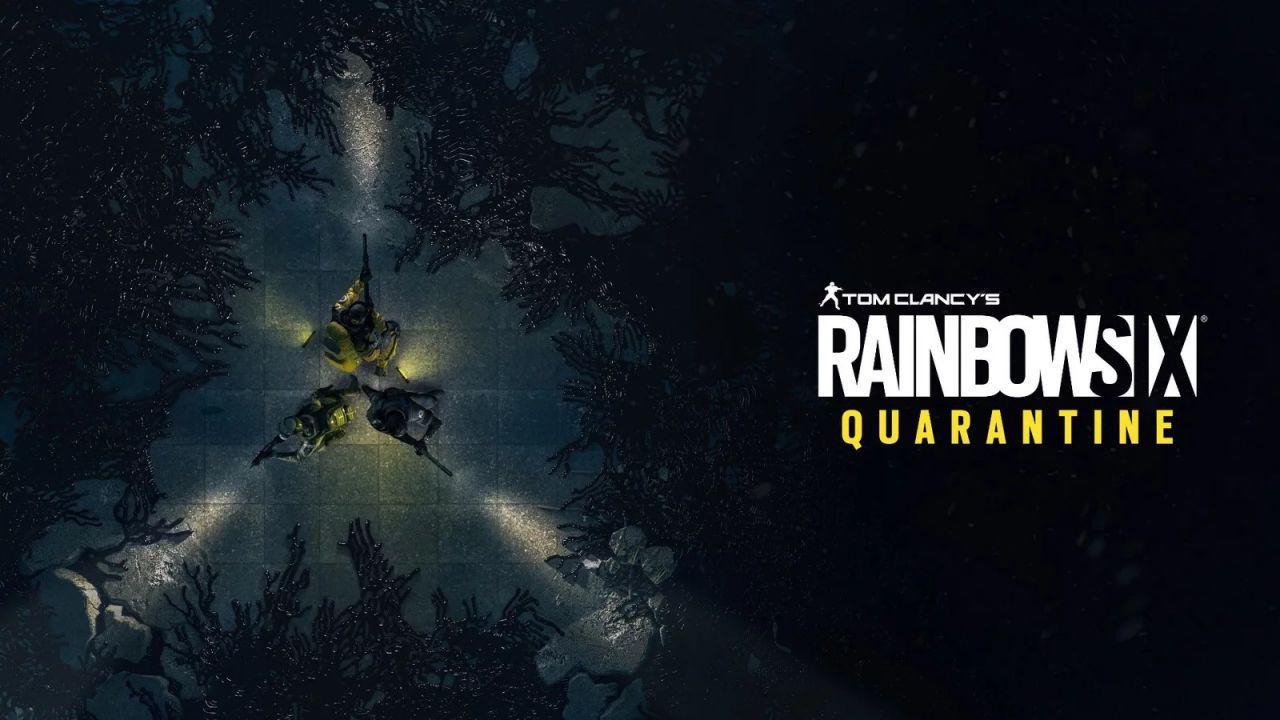 Rainbow Six Quarantine: aperte le iscrizioni alla fase Beta su PC e console
