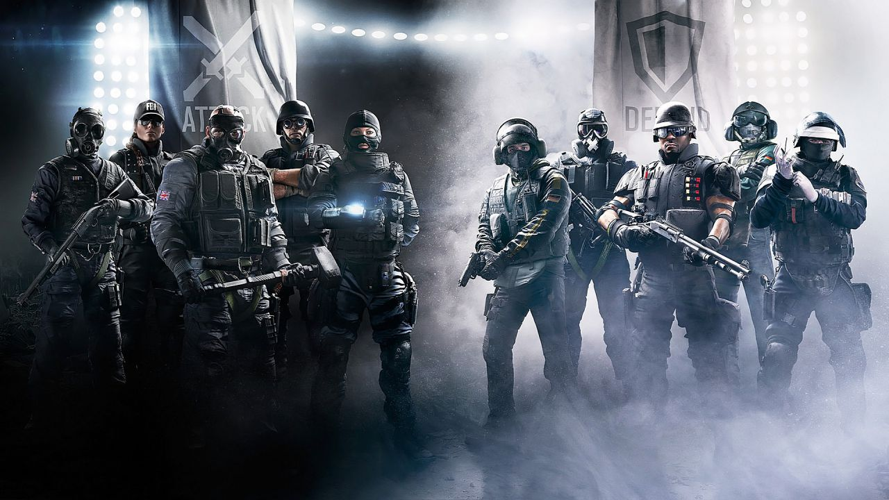 Rainbow Six Siege: tutti i dettagli sul Six Major di Parigi, in programma ad agosto