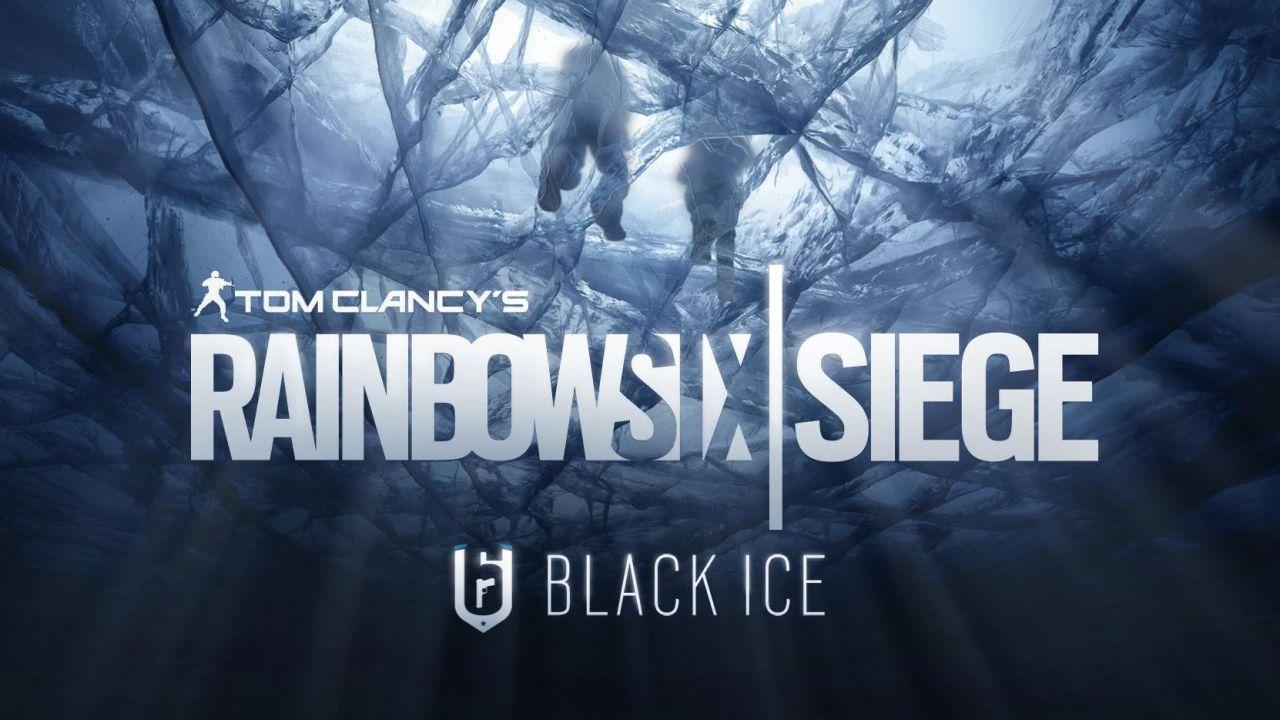 Rainbow Six Siege: Il DLC Operation Black Ice giocato da PAN1C in diretta su Twitch alle 17:00