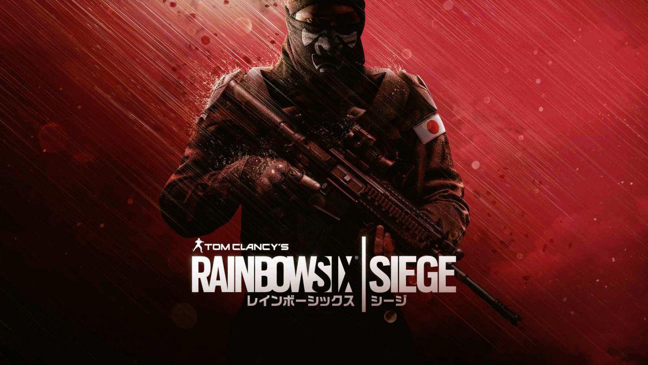 Rainbow Six Siege: L'operatore giapponese scenderà in campo in autunno