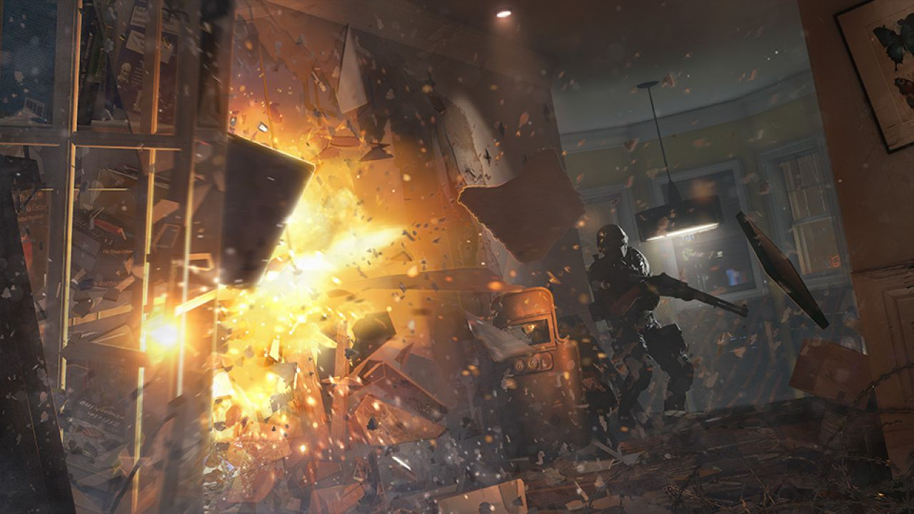 Rainbow Six Siege sarà votato al realismo