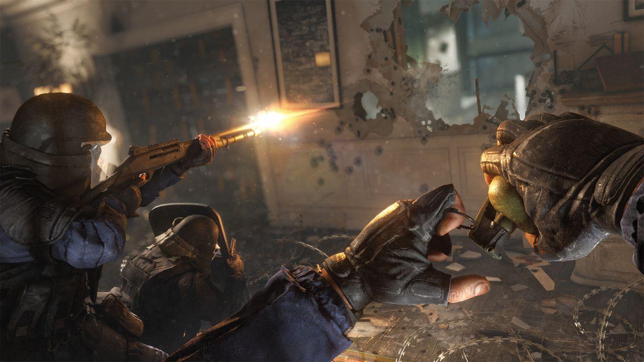 Rainbow Six Siege si aggiorna oggi su PC, il 16 febbraio su console