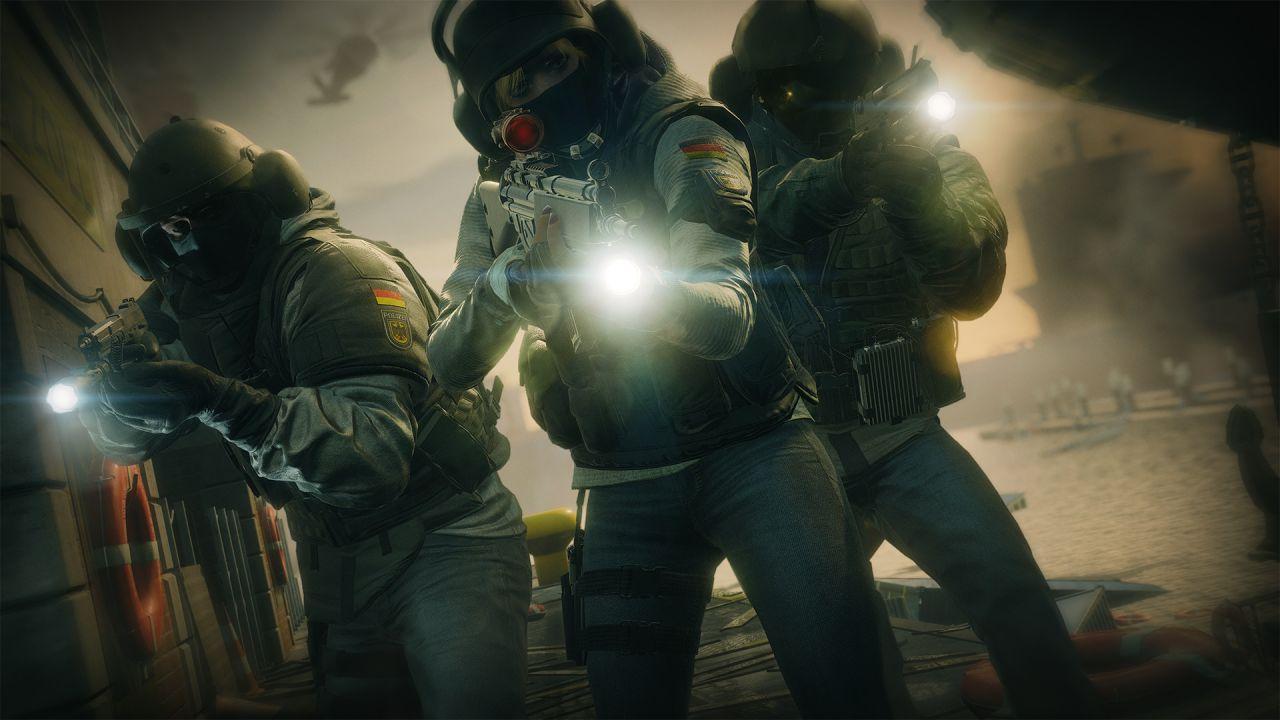 Rainbow Six Siege: Ubisoft rivela possibili problemi di matchmaking per la closed beta