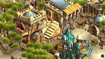 Rainbow Skies si mostra in nuove immagini