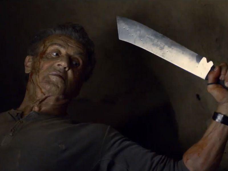 Rambo: Last Blood, la furia di Sylvester Stallone nel brutale trailer vietato ai minori
