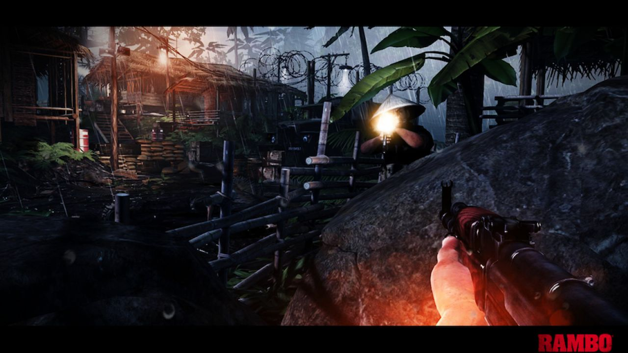 Rambo: The Video Game rimandato al 2014