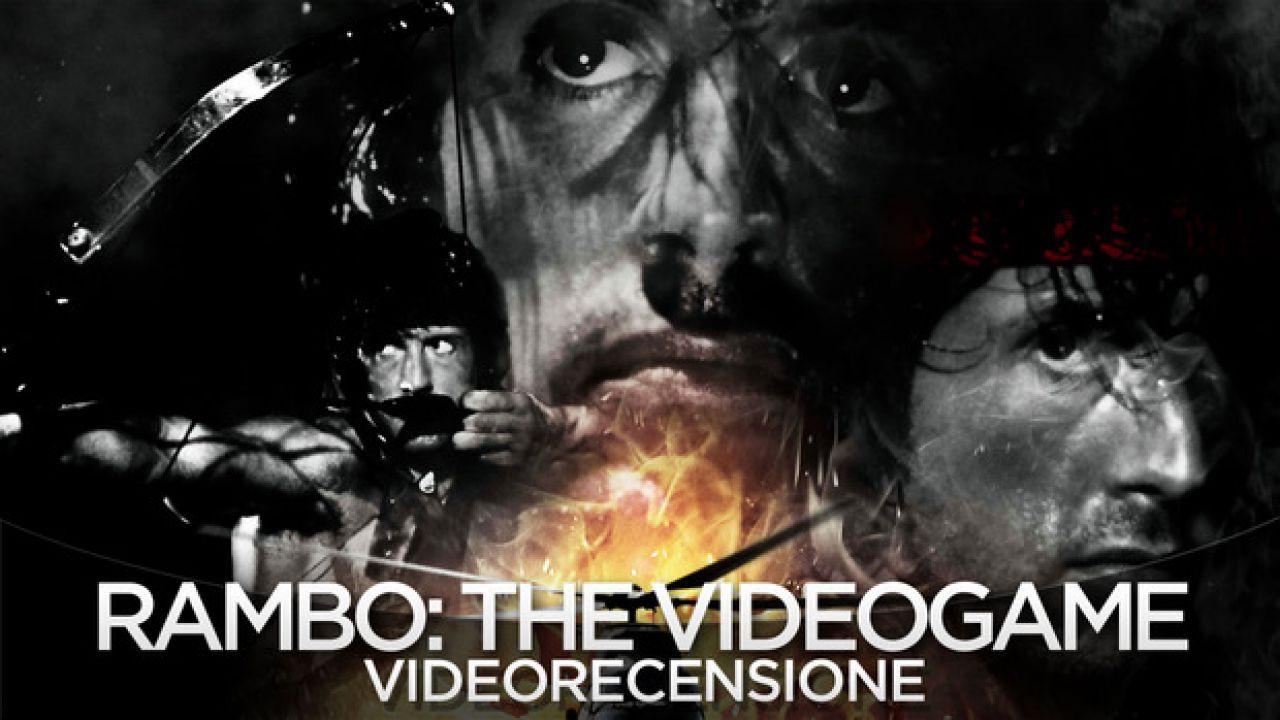 Rambo: The Video Game, svelata la lista obiettivi per Xbox 360