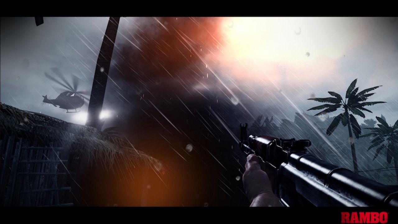 Rambo The Videogame: mostrati i bonus preorder