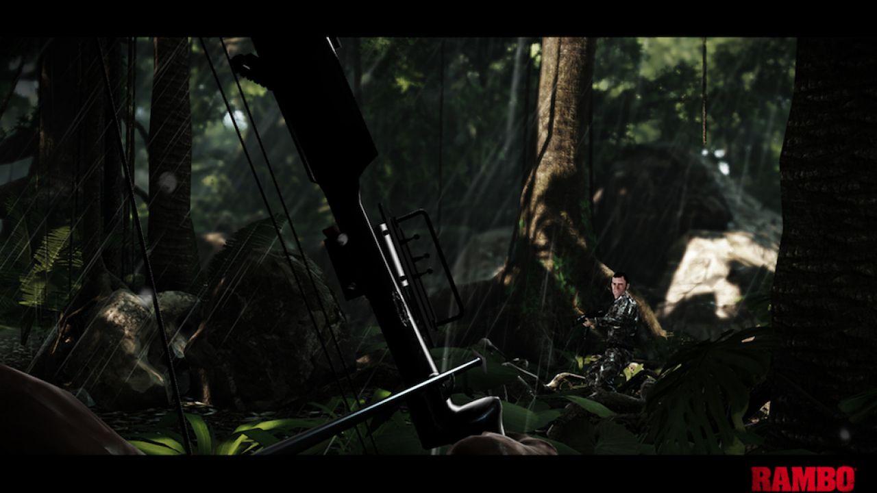 Rambo The Videogame si mostra in un nuovo trailer
