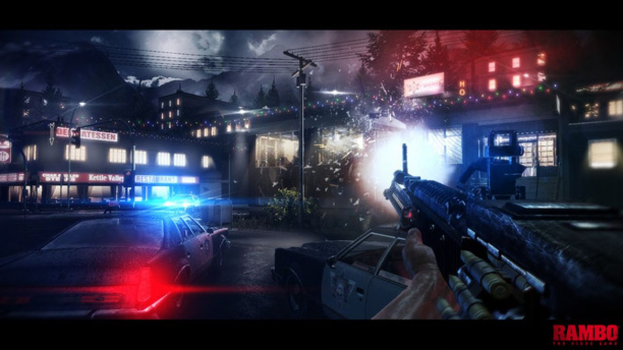 Rambo: The Videogame - una nuova immagine