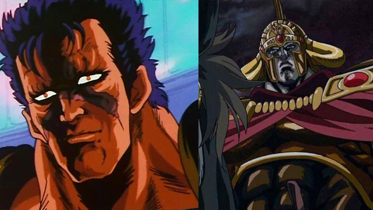 Raoul contro Kaioh: i due fratelli di Ken il Guerriero a confronto, chi vincerebbe?