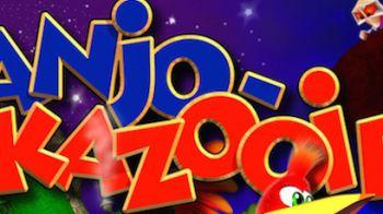 Rare mostra una tech demo di Banjo-Kazooie per Kinect