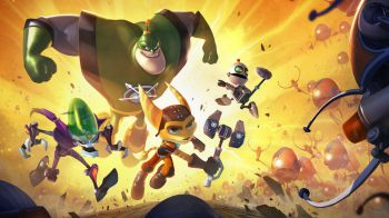 Ratchet & Clank All 4 One: alcuni video gameplay