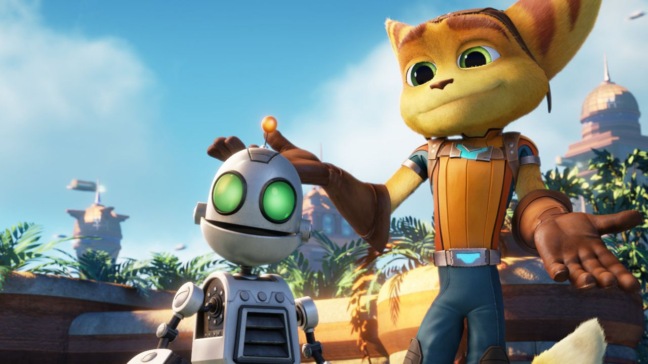Ratchet & Clank e Destiny giocati su Twitch - Repliche 11/04/2016