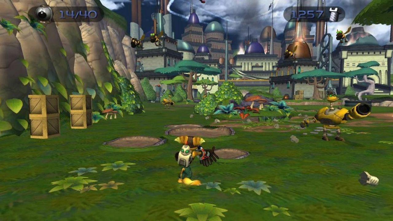 Ratchet & Clank HD Trilogy confermata per PlayStation Vita