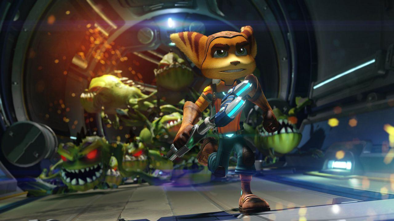 Ratchet & Clank è in Fase Gold