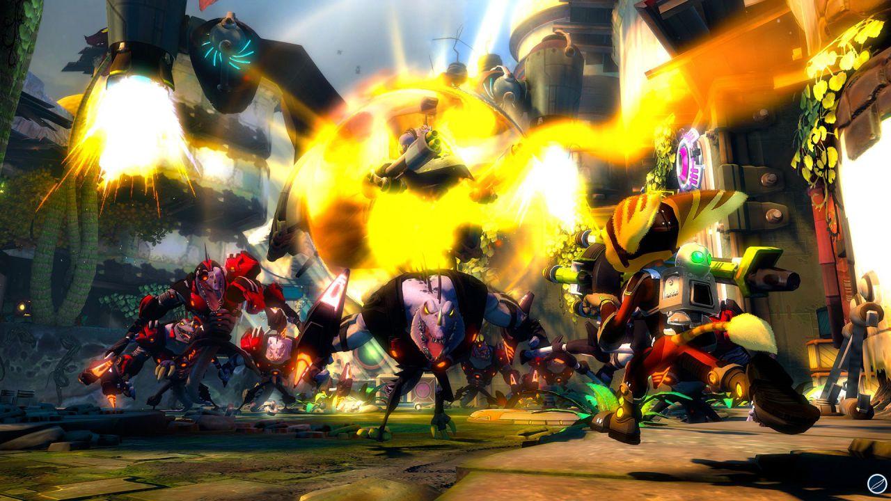 Ratchet & Clank: Into the Nexus arriva in Europa il 20 Novembre - Quest for Booty in regalo