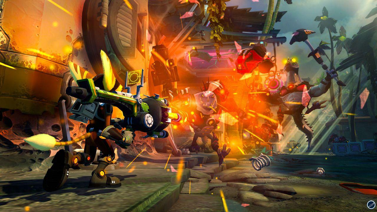 Ratchet & Clank: Into the Nexus, rilasciato un nuovo trailer