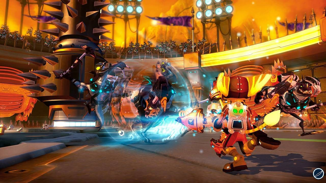 Ratchet & Clank Into the Nexus si mostra in nuove immagini