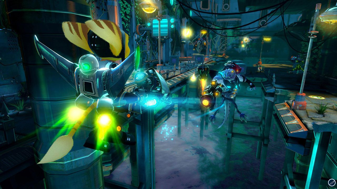 Ratchet & Clank: Into the Nexus si mostra in nuove immagini