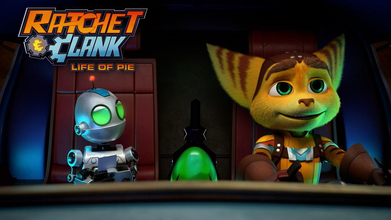 Ratchet & Clank Life of Pie, spunta a sorpresa uno show TV: è collegato a Rift Apart?